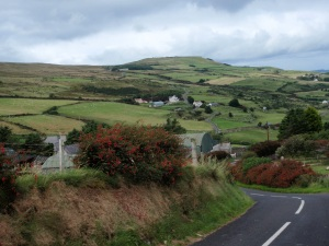 On the road to Ballycastle